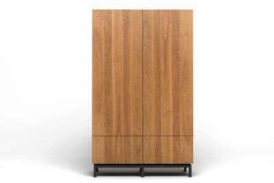 Massivholz Highboard Eiche nach Maß